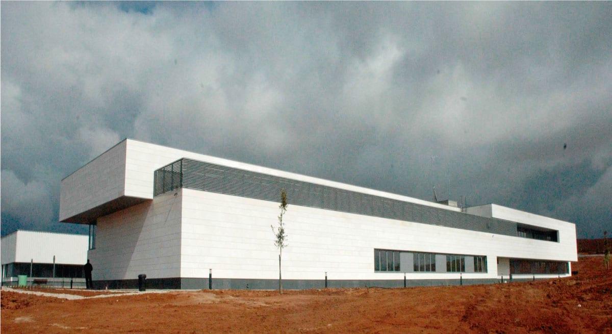 Vivero de empresas y laboratorio para enresa bod for Proyecto de vivero municipal