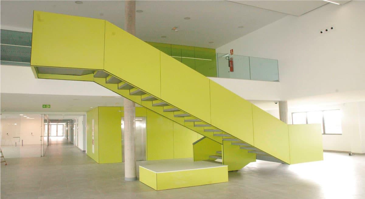 Vivero de empresas y laboratorio para enresa bod for Vivero estructura