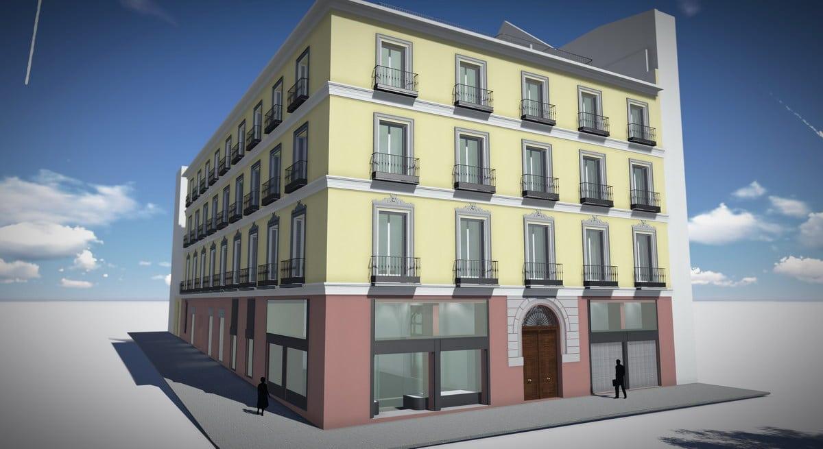 Hotel-Barquillo-Fachada