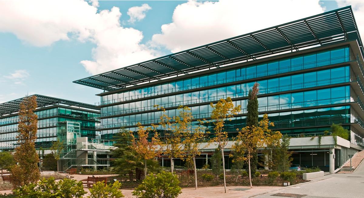 V a norteparque empresarial bod arquitectura e ingenier a for Viveros madrid norte