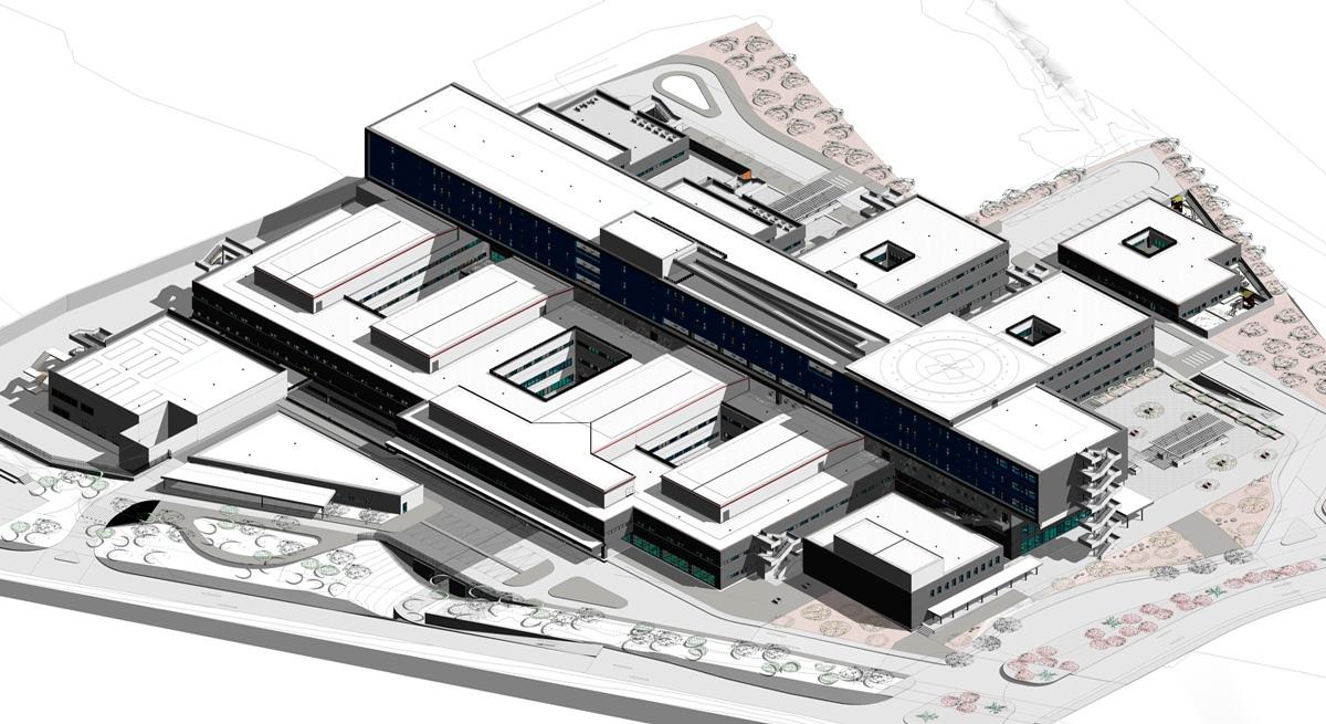 VECTORIA CONSULTING,  Quillota – Petorca Hospital