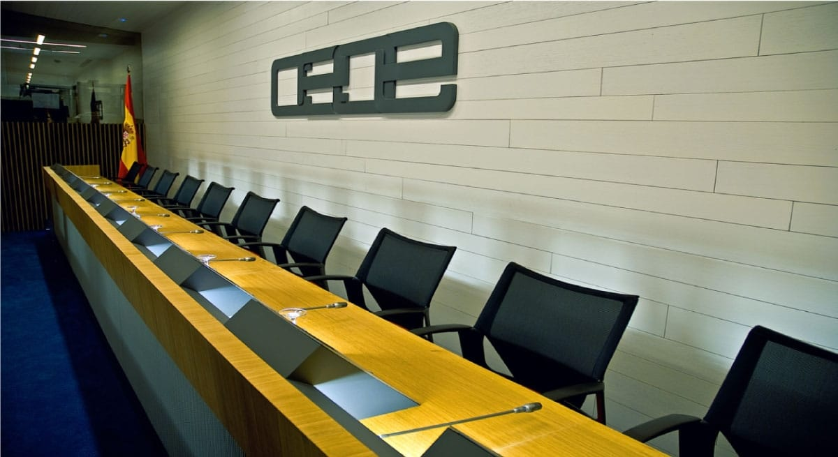 CEOE, Headquarters-Conference Hall
