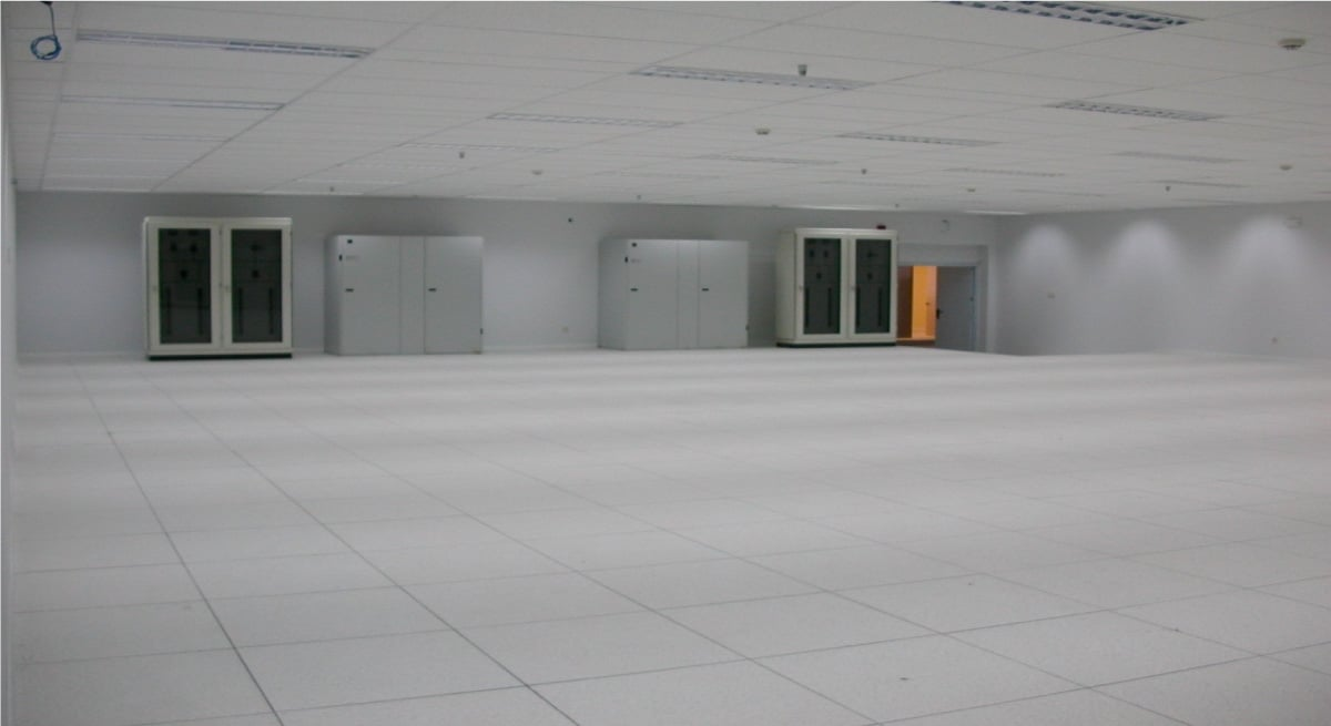 IBERIA, Data Center La Muñoza