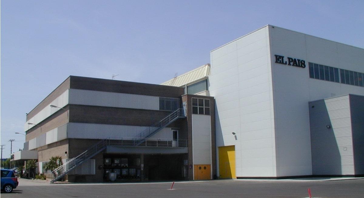 PRISA – EL PAIS, Barcelona Printing Plant