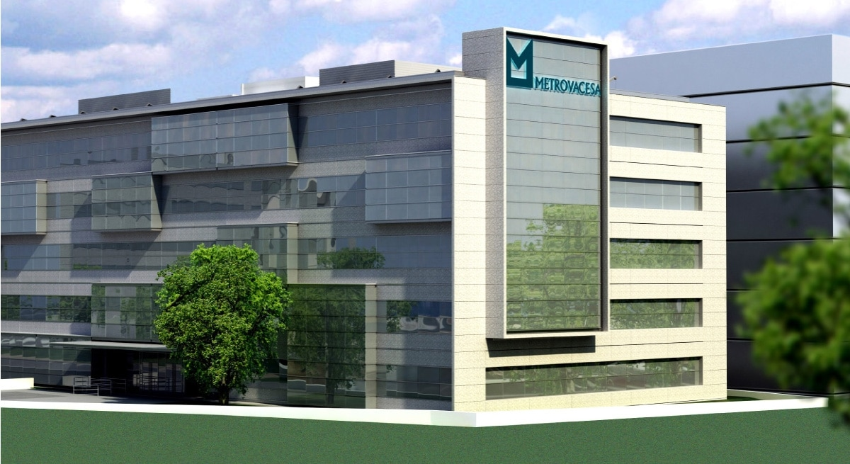 METROVACESA, Monteburgos Business Park