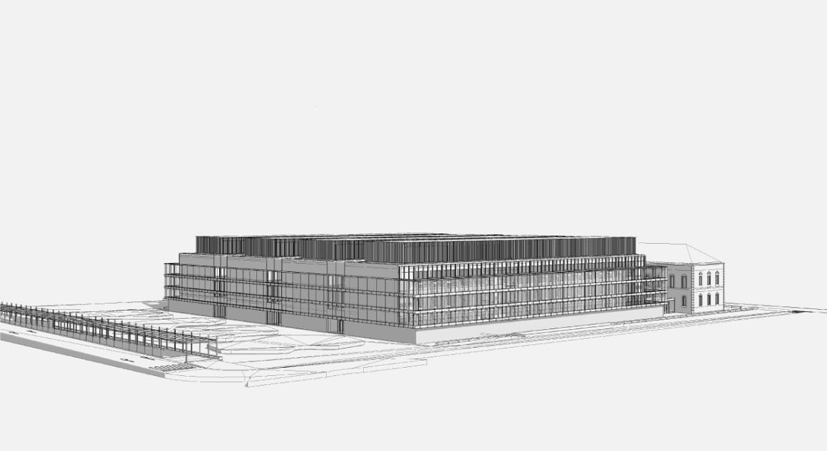 OHL, , BIM MODELING FOR THE PALACE OF JUSTICE IN LA RIOJA