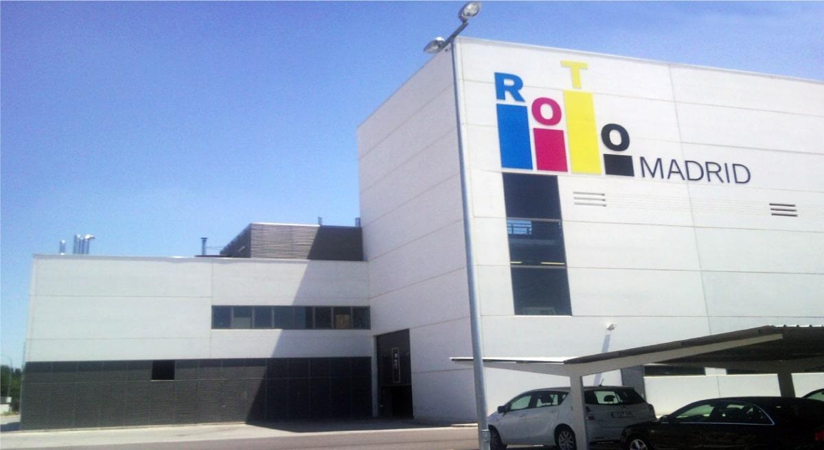 VOCENTO, Roto Madrid – Planta Impresora ABC