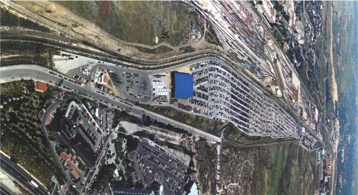 SEMAT, Car Terminal – Fuencarral